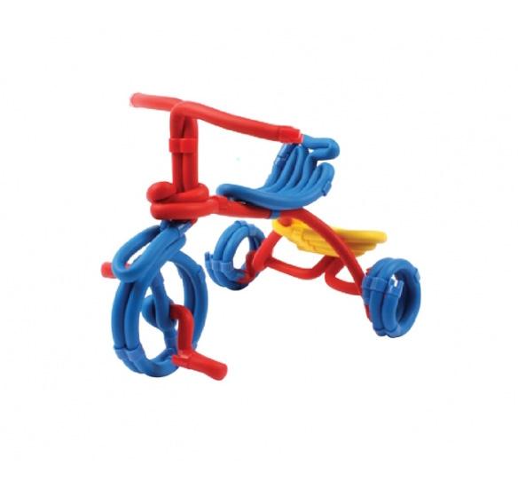 Поделка из Waveplay: велосипед