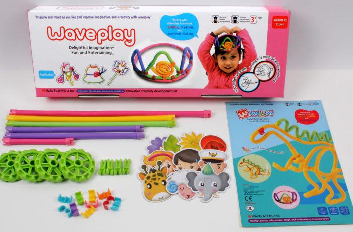 Набор конструктора Waveplay 10-B Toy set