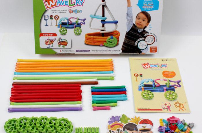Набор конструктора Waveplay 30-A Toy set